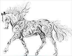 Horse And Pony Coloring Pages Free Pony Coloring Pages Free