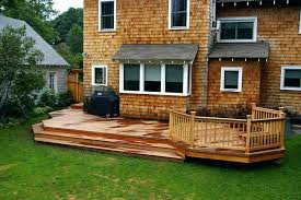 backyard wood patios best deck designs ideas on decks back yard patio enclosed outdoor wooden