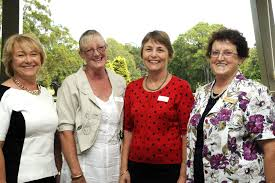 Zonta Club members (from left) Ros Spalding, Wendy Burrell, Sue ... | Buy  Photos Online | Morning Bulletin