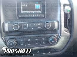 how to chevy silverado stereo wiring diagram 2014 silverado headlight wiring diagram 2015 Silverado Wiring Diagram #35