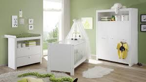 Babyzimmer Set 3 Teilig Olivia Kinderzimmer In Weiß