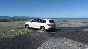 Fun at Wharekauhau with Toyota Highlander (Trip to Wellington, NZ ...