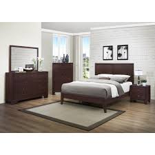 Modern Bedroom Chest Of Drawers Modern Platform Customizable Bedroom Set Modern Queen Bed 3 Drawer