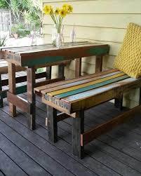 Pallet Outdoor Set: