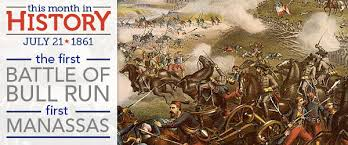 Image result for the First Battle of Bull Run