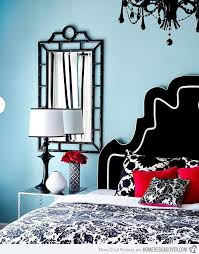 real life colorful bedrooms black blue bedroom