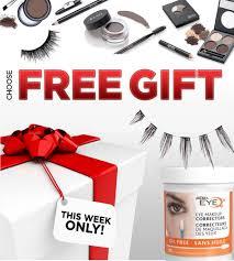 choose my free gift