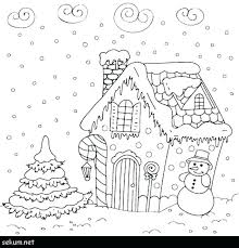 blank gingerbread house coloring pages. Unique House Blank Gingerbread House Coloring Pages Color Page Erbread Houses  Top Rated Pictures Line  On Blank Gingerbread House Coloring Pages R
