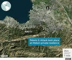 Haiti President Jovenel Moïse killed in ...