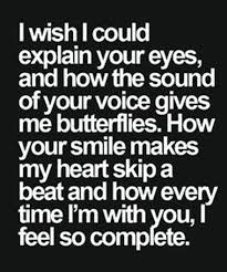 Deep Love Quotes Amazing How Your Smile Makes My Heart Skip A Beat Deep Love Quote