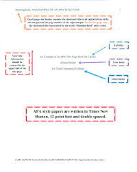 14 15 Examples Of A Title Page In Apa Format Ripenorthpark Com