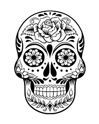 Small Picture of the dead coloring pages