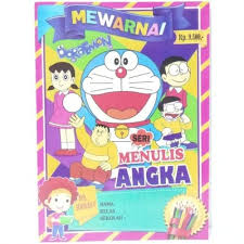 Maybe you would like to learn more about one of these? Mewarnai Doraemon