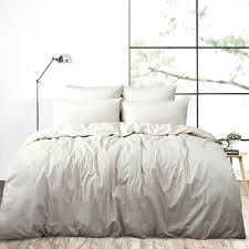 real washed linen duvet cover set king french bedding sets pure sheets queen size