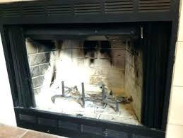 convert gas fireplace to wood burning convert wood burning fireplace to gas gas fireplace wood burning