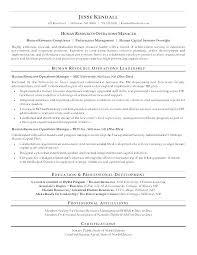Resume Format For Hr Hr Business Partner Resume New Sample Hr