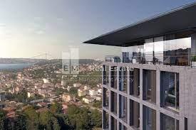 Nef Reserve Kandilli Satılık 4+1 Boğaz Manzaralı Daire – EMA Real Estate