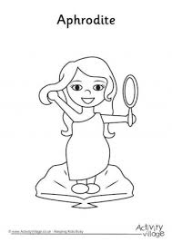 Small Picture Aphrodite Coloring Pages To Print Coloring Coloring Pages