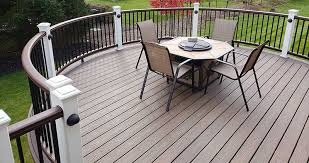 Can You Put A Fire Pit On Trex Composite Decking