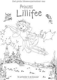 Geniaal Kleurplaat Prinses Lillifee En De Kleine Eenhoorn Klupaats
