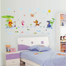 zs sticker winnie the pooh wall sticker home decor cartoon wall winnie the pooh wall sticker