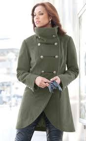 module elegant winter coat women