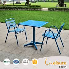 aluminum outdoor chair stool restaurant bistro furniture chairs