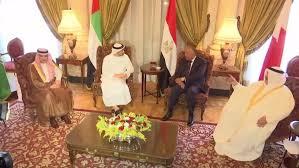 مصر - وزراء خارجية دول عربية يجتمعون لبحث مقاطعة قطر