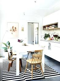 carpet under dining table dining table rug decorating with rugs idea rectangle rug under dining table