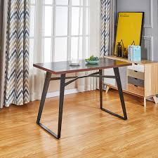 Amazoncom Modern Dining Table Kitchen Living Room Table New