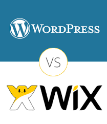 Wordpress Comparison Chart Wix Vs Wordpress 5 Differences For You To Know Chart