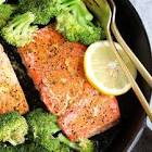 baked lemon pepper salmon
