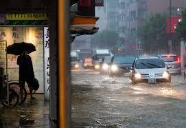 說明:臺北市淹水模擬 淹水深度:0.0~0.3 公尺 淹水深度:0.3~1.0 公尺 淹水深度:1.0~3.0 公尺 淹水深度:>3.0 公尺 近五年淹水調查位置(點) 說明 Bspcncec6blhom