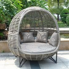 Image Canopy Spherical Sunshine Lounge Beach Circular Garden Furniture Rattan Sunbed T684 Architonic China Spherical Sunshine Lounge Beach Circular Garden Furniture