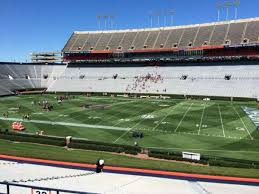 Auburn University Jordan Hare Stadium Seating Chart Jordan Hare Stadium Section 32 Home Of Auburn Tigers