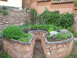 Permaculture Garden Design Ideas Keyhole Permaculture Farming Keyhole Raised Bed Gardens Are Great