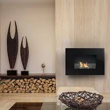 bioethanol fireplace auckland wall mounted flame wm259