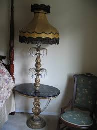 antique table lamps value beauteous vintage floor lamps for added style and grandeur oil rubbed bronze