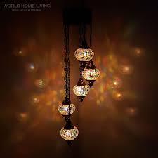 turkish moroccan chandelier