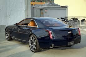Cadillac Elmiraj Concept: Photos, Details And More | GM Authority