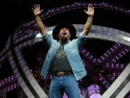 Garth Brooks Bridgestone Arena Seating Chart Musiccitynashville Net Garth Brooks Fans Flood To The