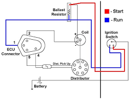 mopar 4pin ign jpg chrysler s implementation of electronic ignition put the transistor in a module mounted on the firewall it receives full power from the ignition