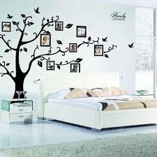 more detailed photos memory tree photo wall sticker living room home decoration creative decal diy mural wall art on wall art images home decor with memory tree photo wall sticker living room home decoration creative