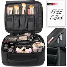 best travel makeup train case