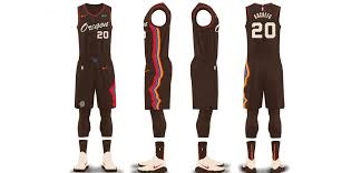 Florida is the sunshine state and loves oranges. Trail Blazers Introduce Bold New City Jerseys For 2020 21 Slam
