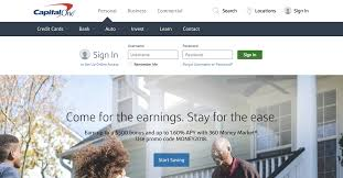 Capital One Bank Customer Service Capital One 360 Bank Online Banking Login And Routing Number