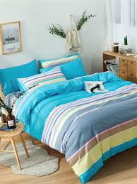 4 pcs duvet cover set fresh modern fy cozy bedding comfy living room shoes bedroom