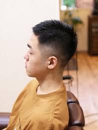 七三スタイルに飽きたら短髪フェードスタイルにチャレンジ 茨城県