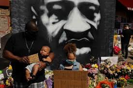 Get your knee off our necks,' activist Sharpton tells George Floyd memorial  | The Star