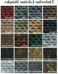 Roofing Shingles Timberline In Gaf Architectural Colors